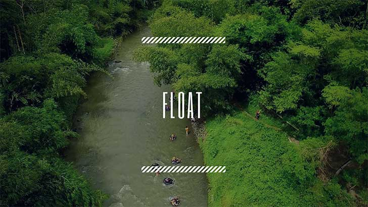 float-tour-package
