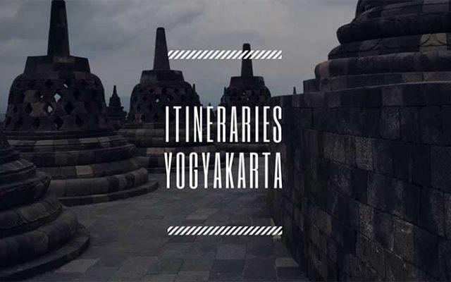 itinerary-yogyakarta